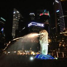 シンガポール支店を設立