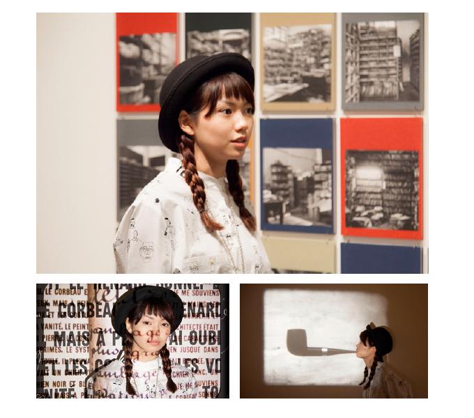 二階堂ふみと行くアートの世界『映画をめぐる美術』展