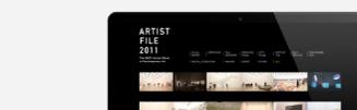 美術・音楽・映画系ウェブサイト