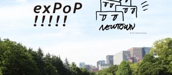 """入場無料イベント『exPoP!!!!!』の100回目&新たにスタートする""""大人の文化祭""""『NEWTOWN』が8月に日比谷公園で同時開催!"""
